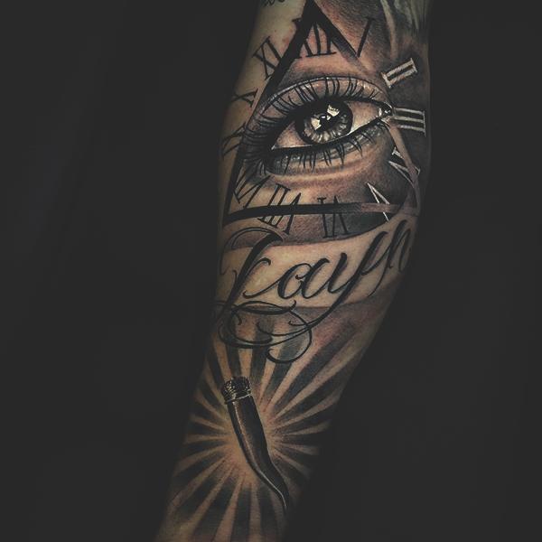Blake Nibbles Tattoo Portfolio 1